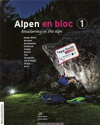 Alpen en bloc 1 Bouldering in the alps