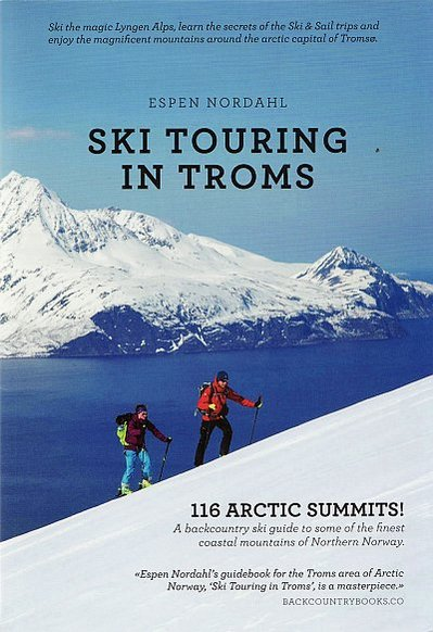 Ski touring in Troms  116 artic summits