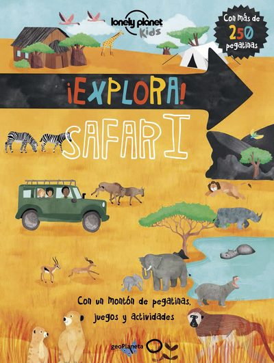 ¡Explora! Safari