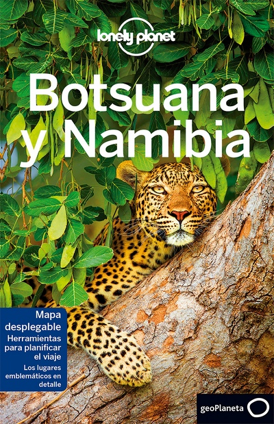 Botsuana y Namibia (Lonely Planet)