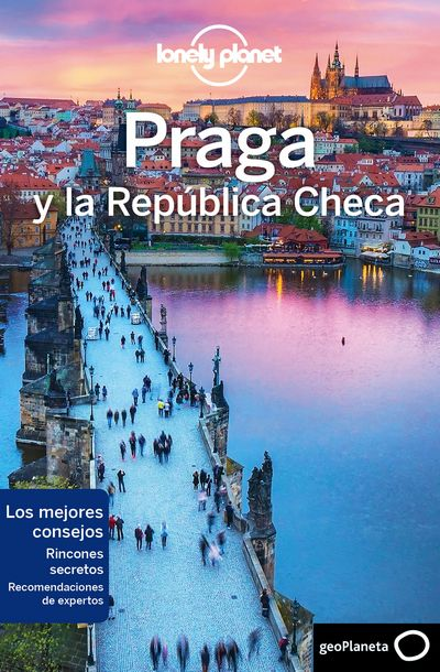 Praga y la República Checa (Lonely Planet)