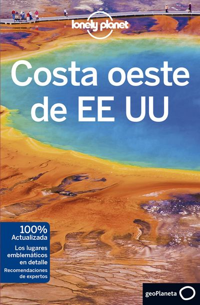 Costa oeste de EEUU (Lonely Planet)
