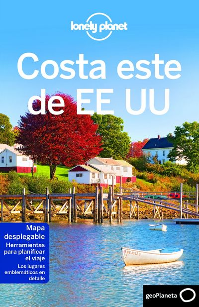 Costa este de EEUU (Lonely Planet)