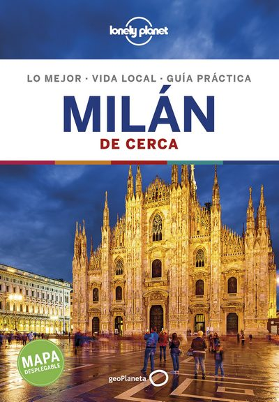 Milán de cerca (Lonely Planet)