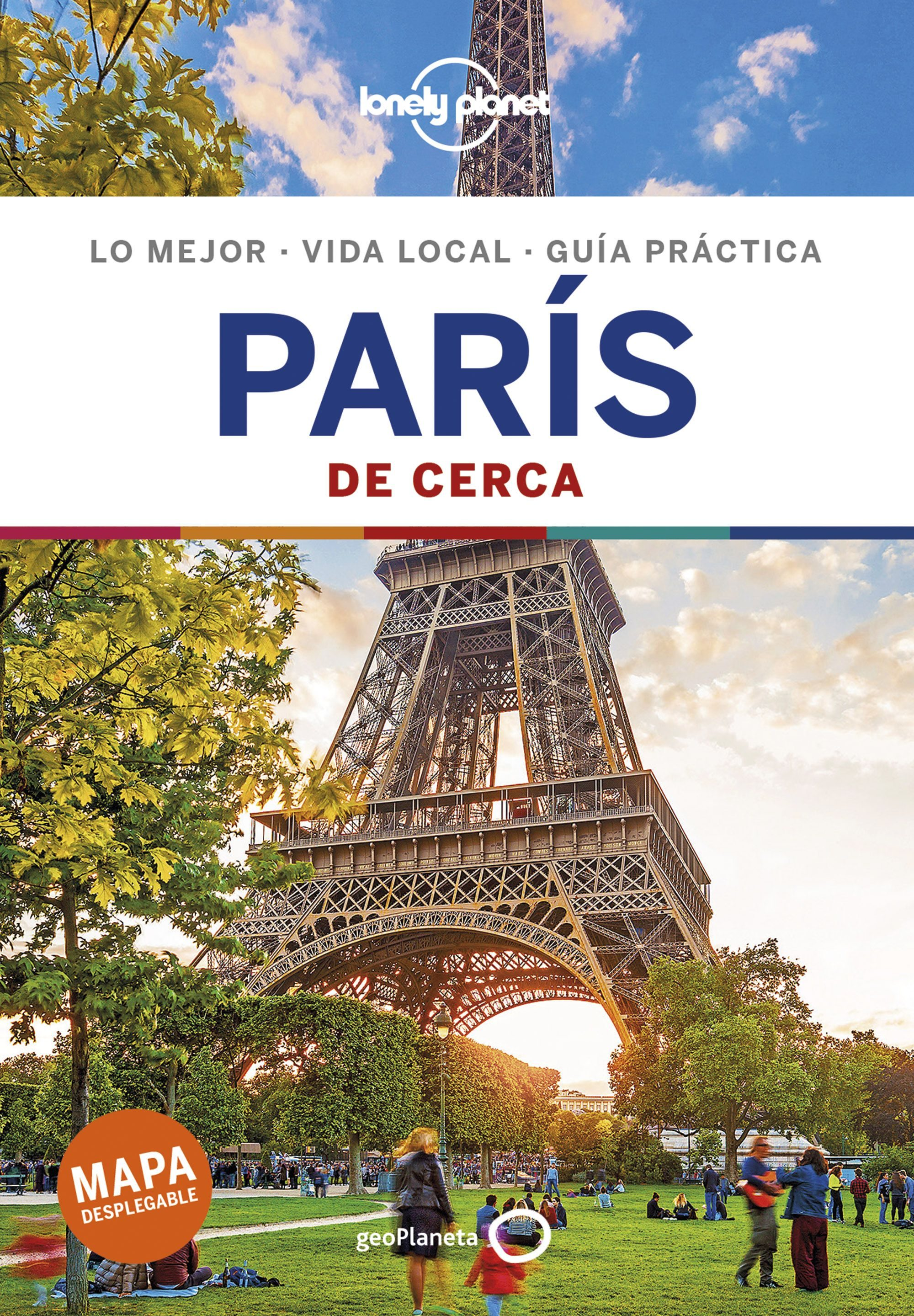 París de cerca (Lonely Planet)