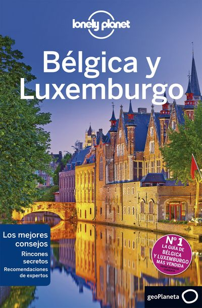 Bélgica y Luxemburgo (Lonely Planet)