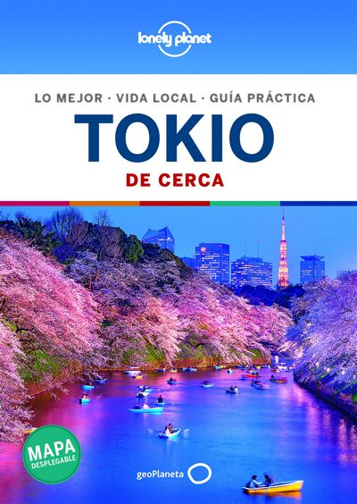Tokio de cerca (Lonely Planet)