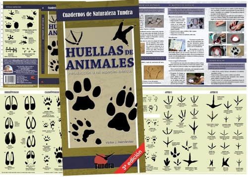Huellas de animales