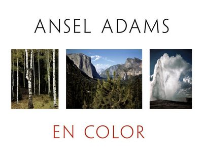 Ansel Adams en color