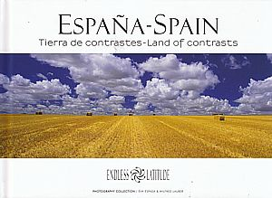 España-Spain. Tierra de contrastes-Land of contrasts.