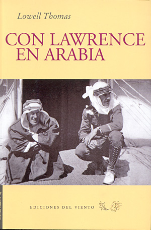 Con Lawrence en Arabia