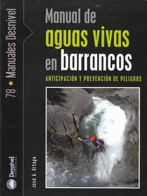 Manual de aguas vivas en barrancos