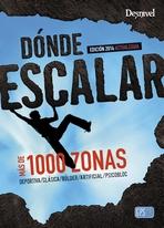 Dónde Escalar 100 zonas de escalada