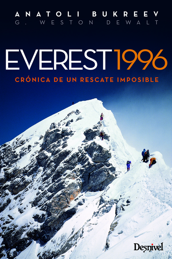 Everest 1996 Crónica de un rescate imposible