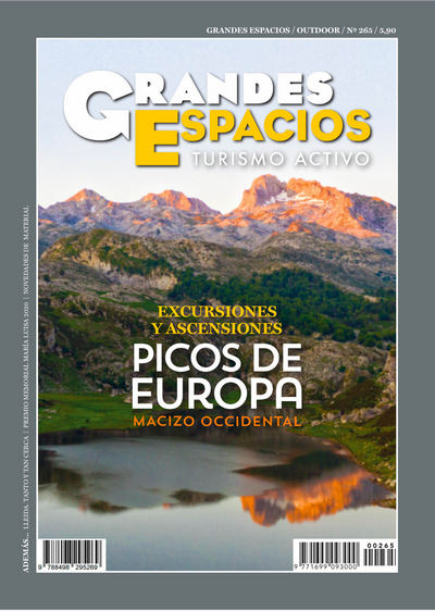 Picos de Europa Macizo Occidental Excursiones y ascensiones