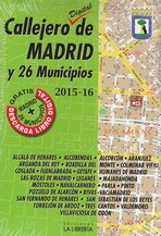 Callejero digital de Madrid y 26 municipios (2015-16)