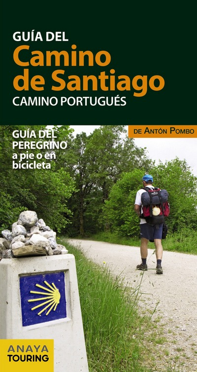 Librer a desnivel gu a del camino de santiago camino portugu s ant n pombo - Libreria couceiro santiago ...