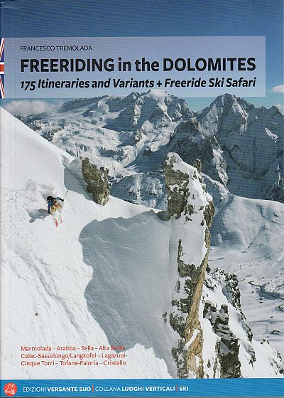 Freeriding in the Dolomites