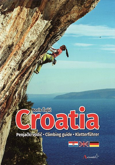 Croatia. Climbing guide