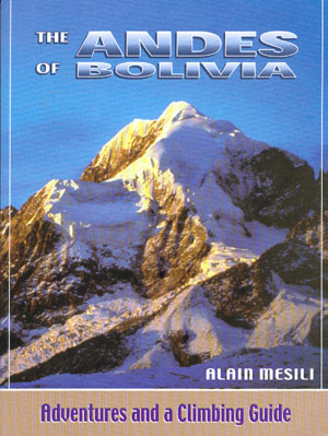 The Andes of Bolivia
