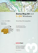 Swiss Map 50 2.0