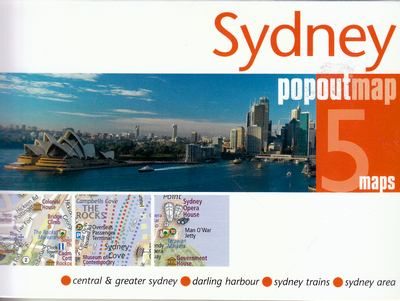 Syndey (Popout map)