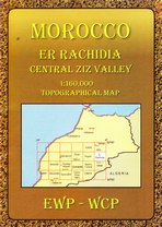 Morocco. Er Rachidia. Central Ziz Valley