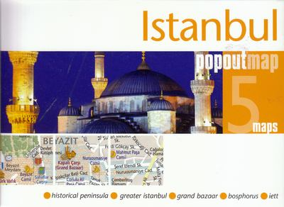 Estambul (Popout map)