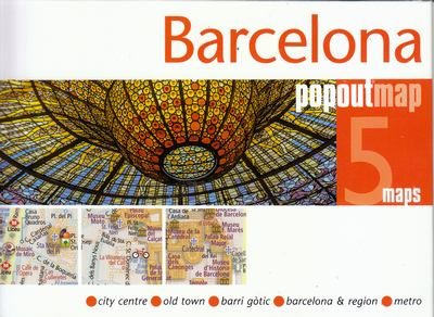 Barcelona (Popout map)