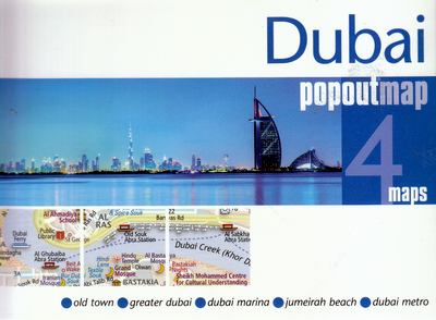 Dubai (Popout map)