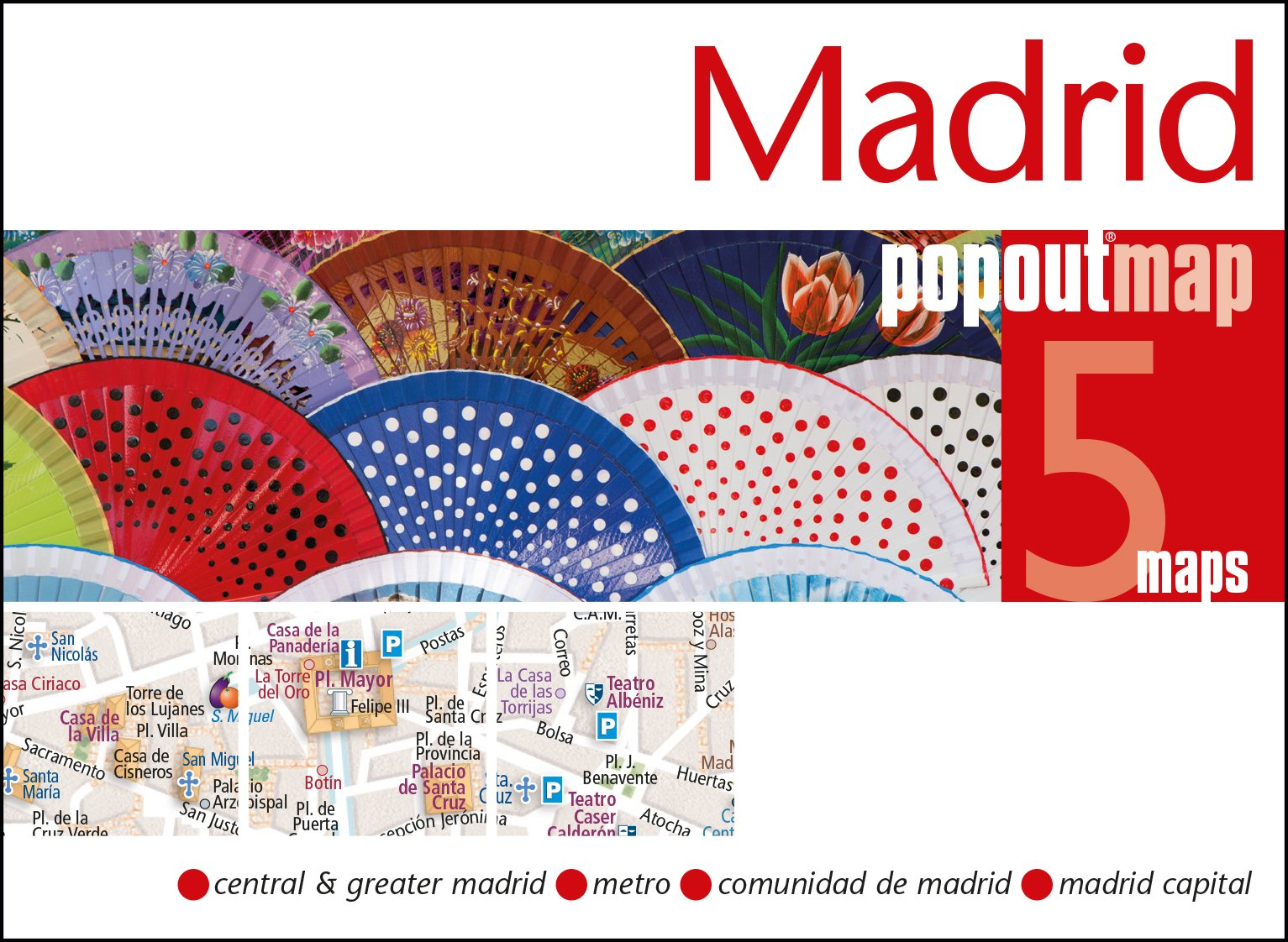 Madrid (Popout)
