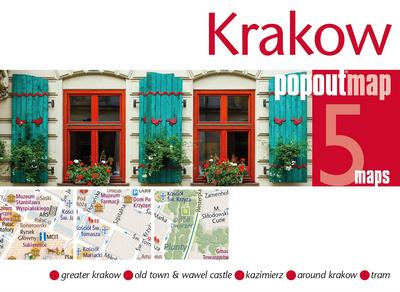 Cracovia (Popout map)