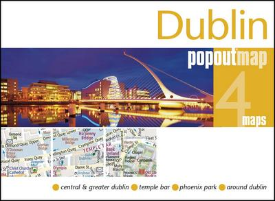 Dublín (Popout map)