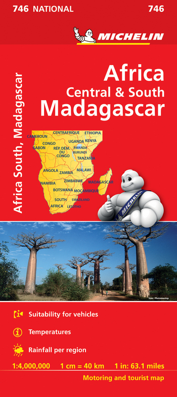 746 Africa Central & South Madagascar