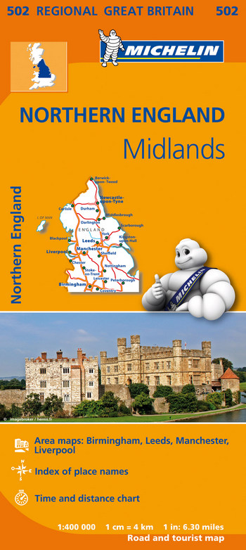 502 Northern England Midlands