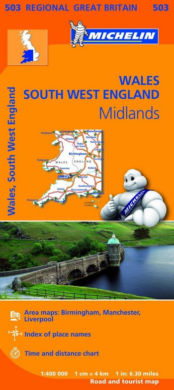 503 Wales. South West England. Midlands
