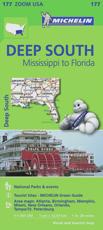 177 Deep South: Mississipi to Florida