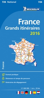 726 Grands itinéraires France 2016