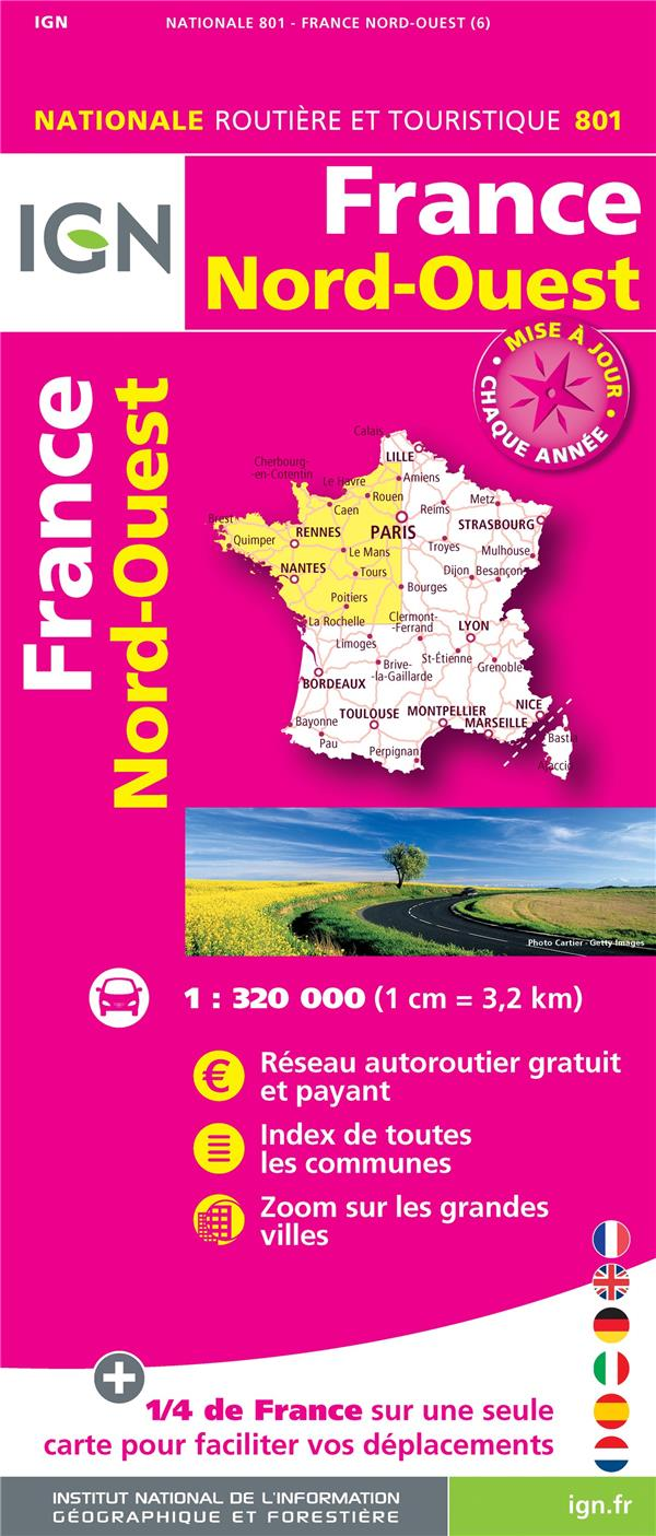 801 France Nord-Ouest