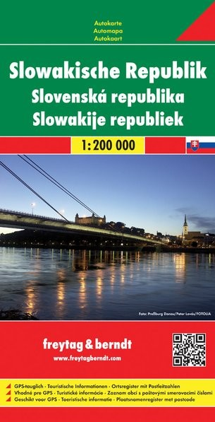 Slowakische Republic. Slovaquie République