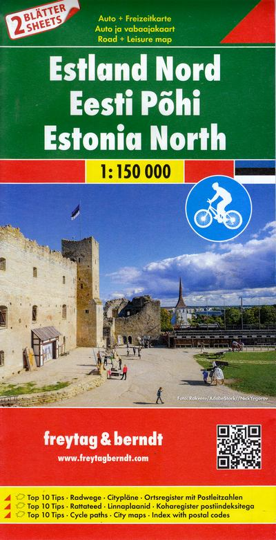Estonia Norte y Sur