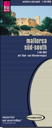 Mallorca süd - south