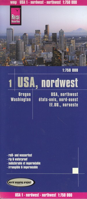 Usa. Nordwest
