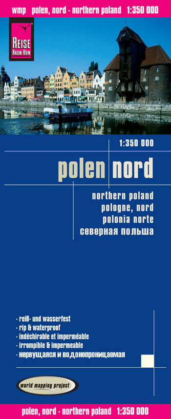 Poland north. Polonia norte