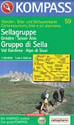 59 Sellagruppe / Grupo di Sella