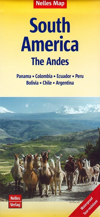 South America. The Andes
