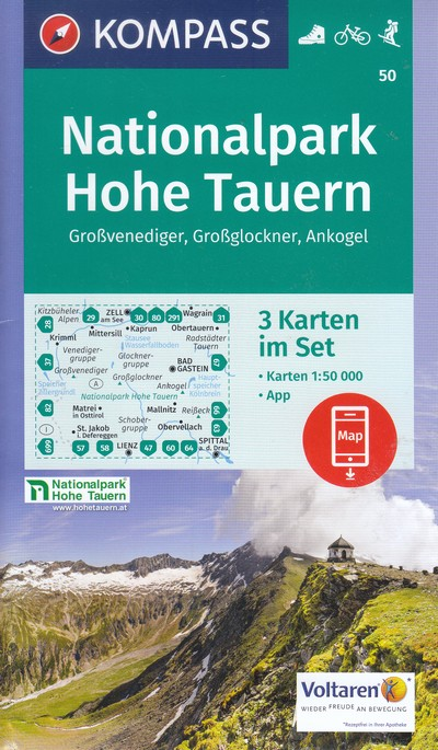 50 National Hohe Tauern