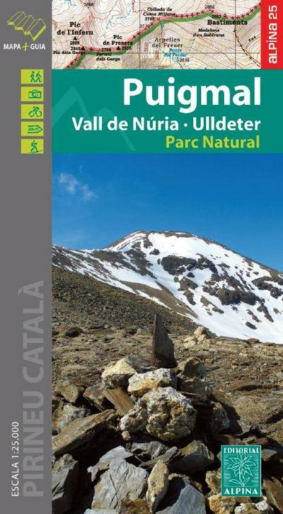 PUIGMAL. VALL DE NÚRIA - ULLDETER