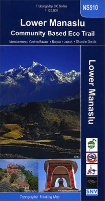 NS510 Lower Manaslu. Community Based Eco Trail