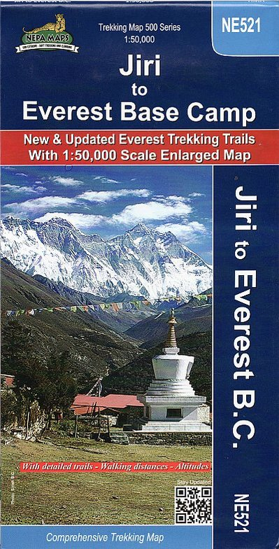 NE521 Jiri to Everest Base Camp